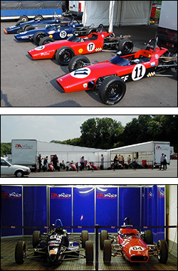 Formula Ford Hire with PA Motorsports